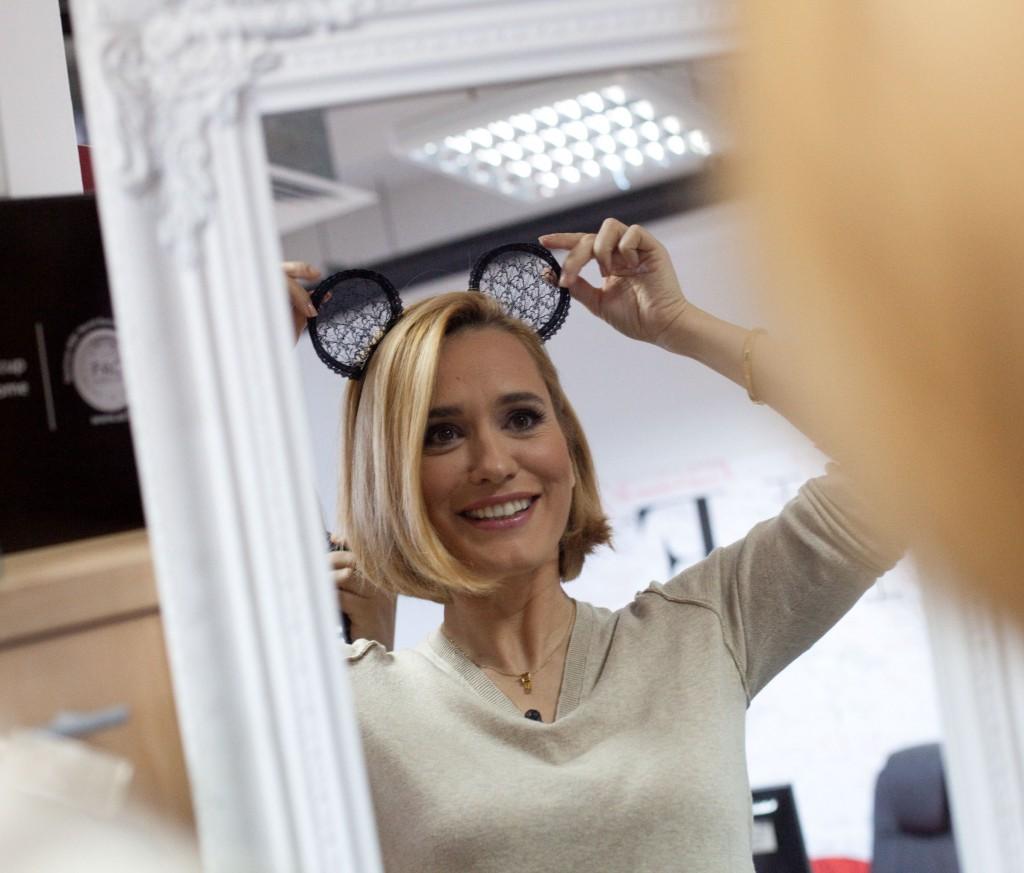 Andreea Esca, making of » Vickipedia