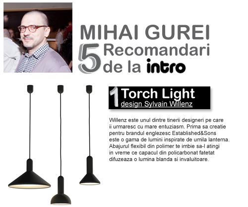 Intro / torch light
