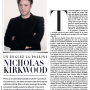 Nicholas Kirkwood interview