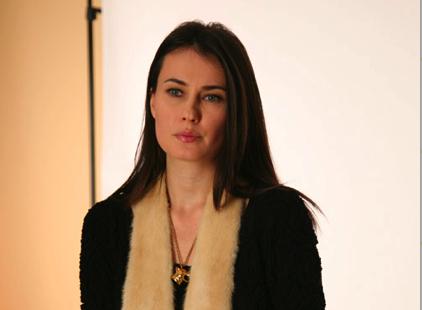 Roxana Voloseniuc Elle